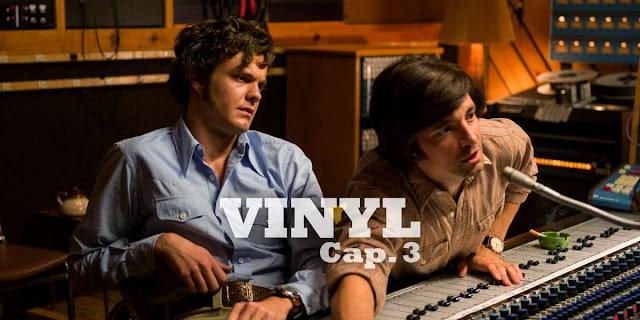 CAP 3 - Richie hace un recorte laboral en American Century; Devon trata de recaudar dinero en los suburbios.