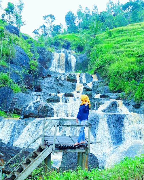 Tempat wisata Air Terjun kedung kandang