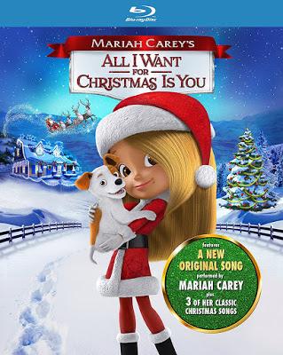 Mariah Carey presenta: La primera navidad de Mariah y Jack en Español Latino