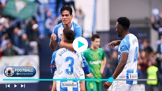 Leganés vs Real Sociedad – Highlights