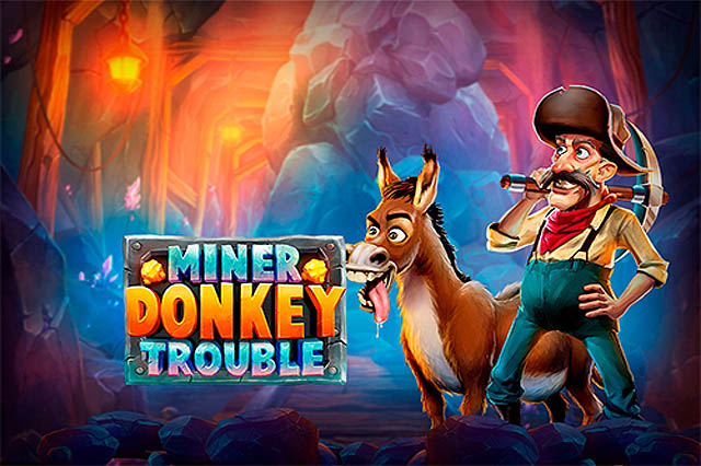 Main Gratis Slot Miner Donkey Trouble (Play N GO)