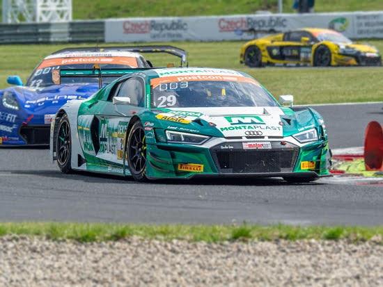 Showdown am Sachsenring: Titelentscheidungen beim ADAC GT Masters-Finale