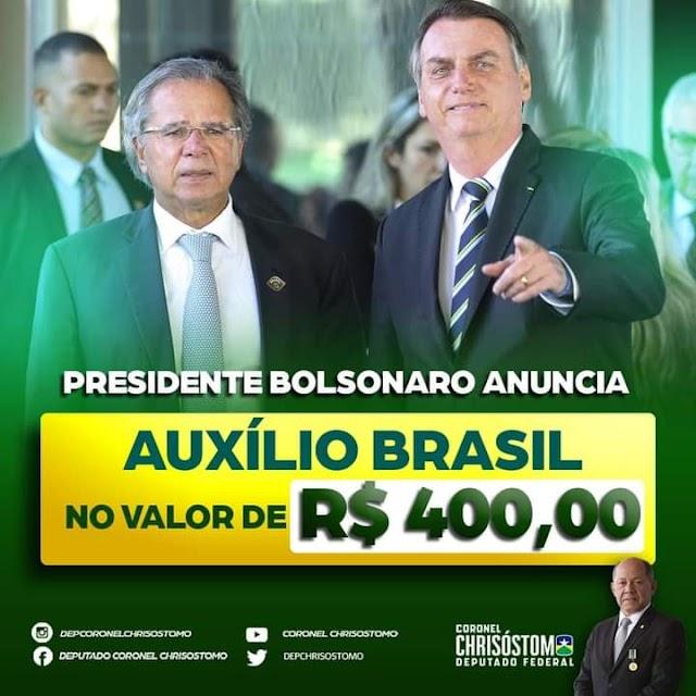 PAULO GUEDES AFIRMA BRASIL ATRAIRÁ QUASE R$ 1 TRILHÃO DE INVESTIMENTOS EM INFRAESTRUTURA