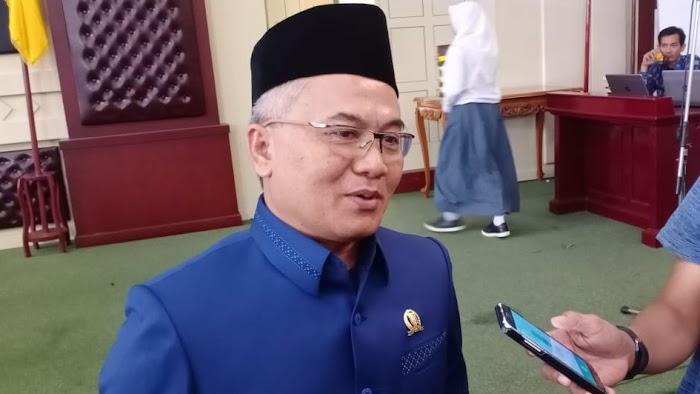 Ketua Komisi I DPRD Lampung Akan Evaluasi Pengrusakan Lahan