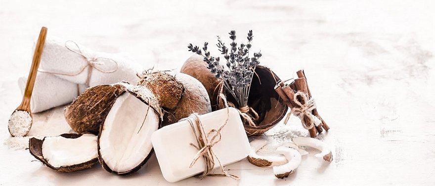 Beneficios aceite de coco piel