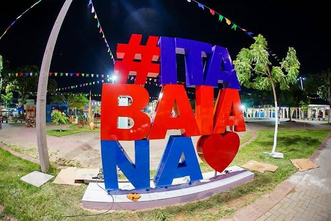 ITABAIANA: Foi realizado na última semana em Itabaiana, o Arraiá da Rainha. Vejam as fotos.