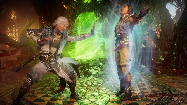 Análisis de Mortal Kombat 11 Aftermath en PS4
