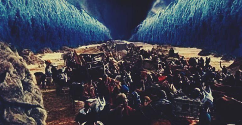 Sejarah kisah kebenaran Nabi Musa AS dan Fir'aun di Laut Merah