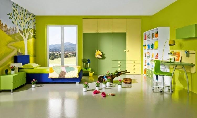 Playful Nursery Ideas Yellow