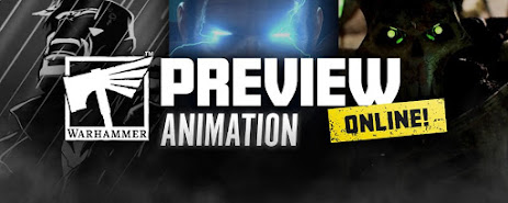 Warhammer Animation Preview