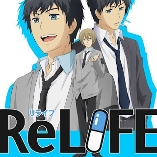 Download Download Anime ReLife Subtitle Indonesia (Spring 2016)