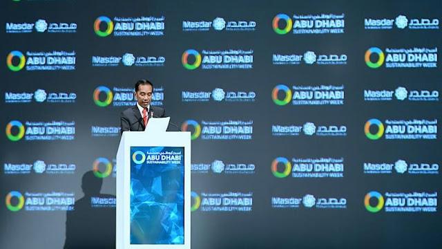 Presiden Undang Dunia untuk Berinvestasi di Ibu Kota Baru