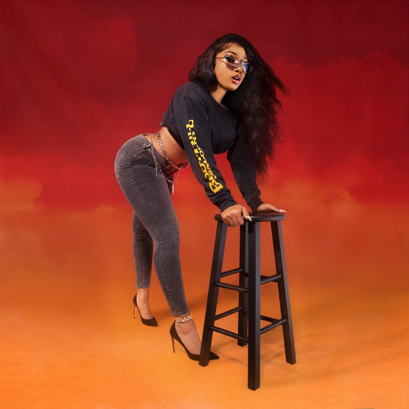 Rapper Megan Thee Stallion teams up with Depop on Texas Fever campaign
