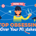 How to Stop Obsessing Over Your Mistakes #infographic