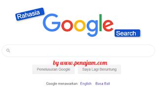 5 Fitur Rahasia Google Search