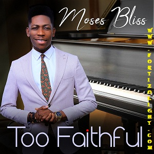 "Following the release of his chart topping gospel music ""One Yes"" and ""Hail Your Name"", Moses Bliss has left a mark of joy in the heart and mind of millions of music lovers around the world.."