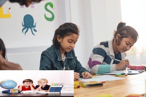 صقل موهبة الكتابة عند الأطفال