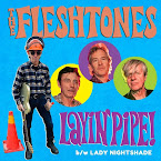 THE FLESHTONES - Layin' pipe (single, 2019)