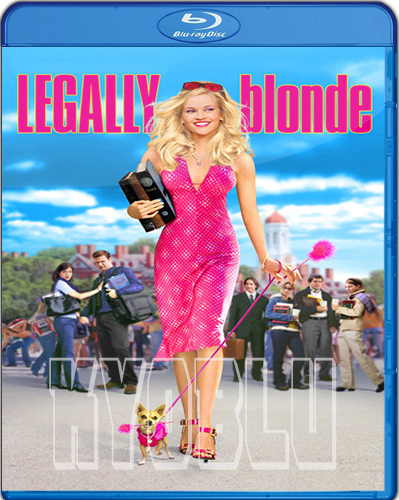 Legally Blonde [2001] [BD50] [Latino – Castellano]