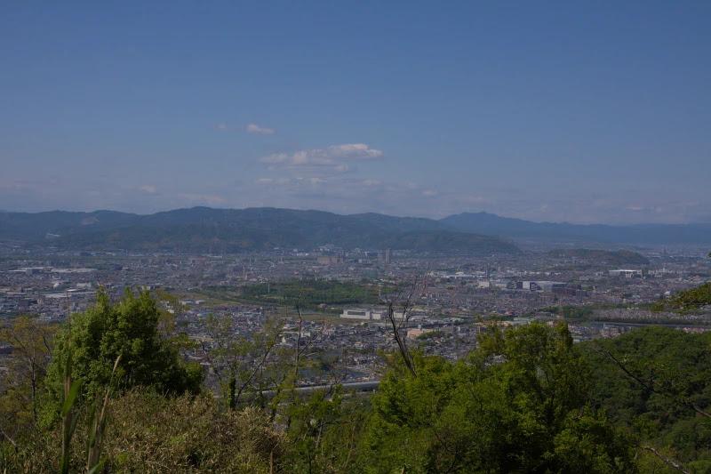 西(大阪)側の眺め