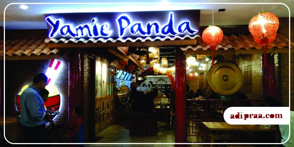 Outlet Yamie Panda Lippo Plaza Jogja | adipraa.com