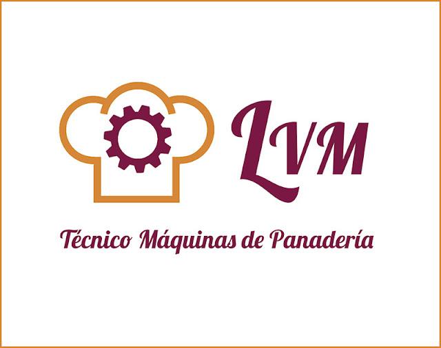 Logotipo Tecnico en Maquinas de Panaderia