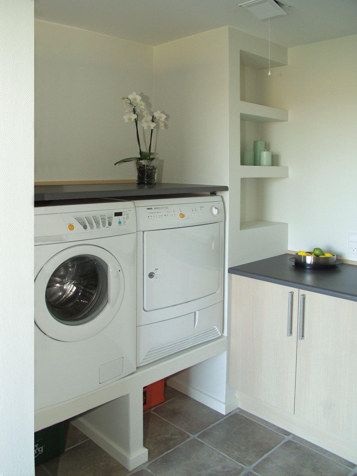 tvättstuga källare inredning