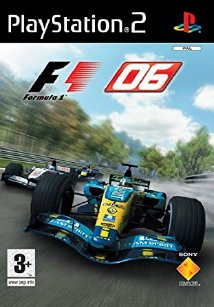 Formula One 06 PS2 ISO