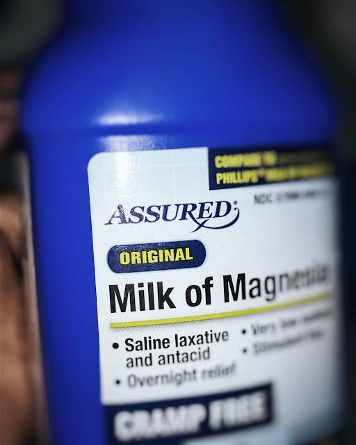 milk of magnesia review, original flavour, oncedarplanet, Cedar Adinfono