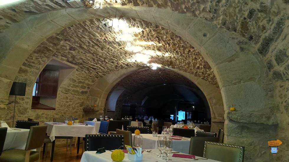 Palacio Allepuz - Restaurante
