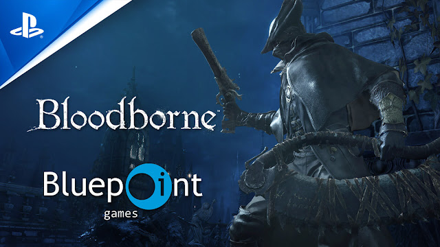 bloodborne sequel bluepoint games playstation studios soulslike action role-playing game playstation 5 exclusive