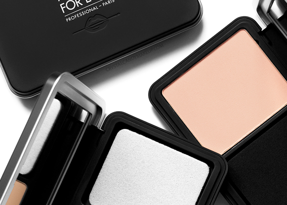 fond teint poudre flouteur Matte Velvet Skin Make Up For Ever Avis Revue