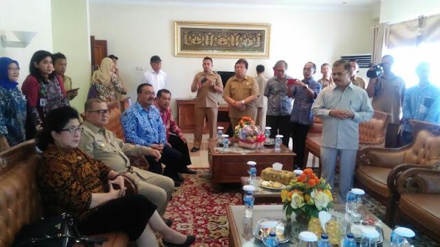 Menkes Nila Moeloek Sambut Baik Pembangunan RS Vertikal Padangpariaman