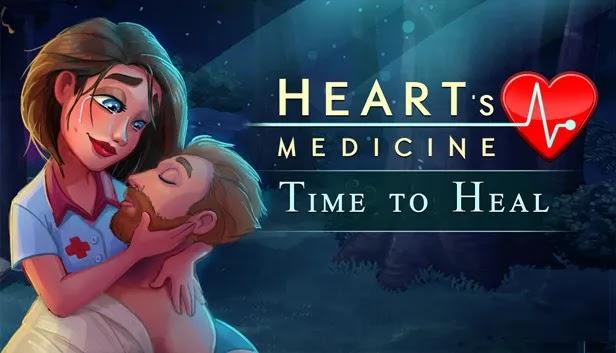 Heart's Medicine هي سلسلة ألعاب لإدارة الوقت تتمحور حول كونك طبيب يعمل في مستشفى. الشخصية الرئيسية هي أليسون هارت .
