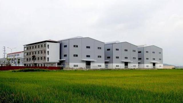 Doanh nghiệp Trung Quốc xây chui 20.000m2 mà…không ai hay biết, hay làm ngơ?