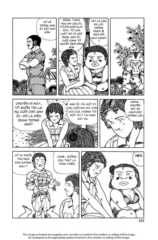 Chúa rừng Ta-chan chapter 29 trang 7