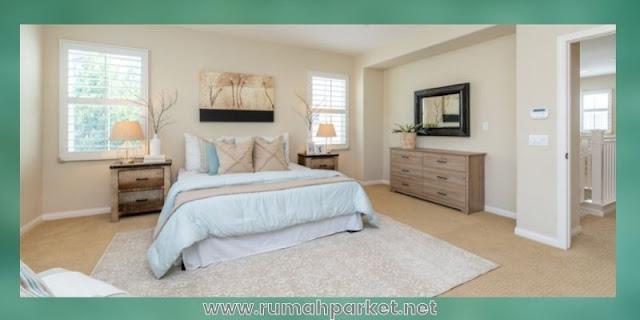 material lantai untuk kamar tidur - karpet