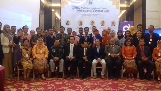 PNJ Gelar Seminar Asais Tahun 2018 di Kota Bogor