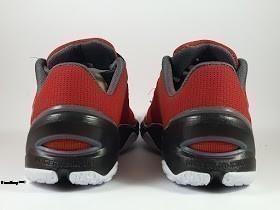 Under Armour Speedform Phenom Trainer Red Premium, toko sepatu basket , jual sepatu basket, basket under armour, UA Speedform, speedform phenom traine low