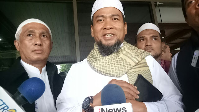 Ustaz Zulkifli Sebut Ceramahnya Justru Ajak Umat Islam Lindungi NKRI