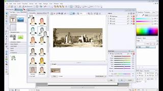 برنامج تصميم مواقع الويب Serif WebPlus