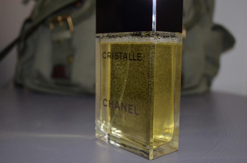 Cristalle eau de parfum Chanel pour femmes