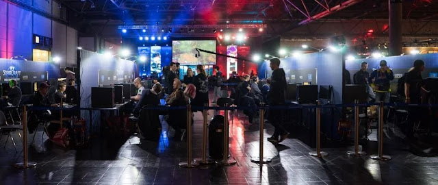industries growing alongside esports industry e-sport growth