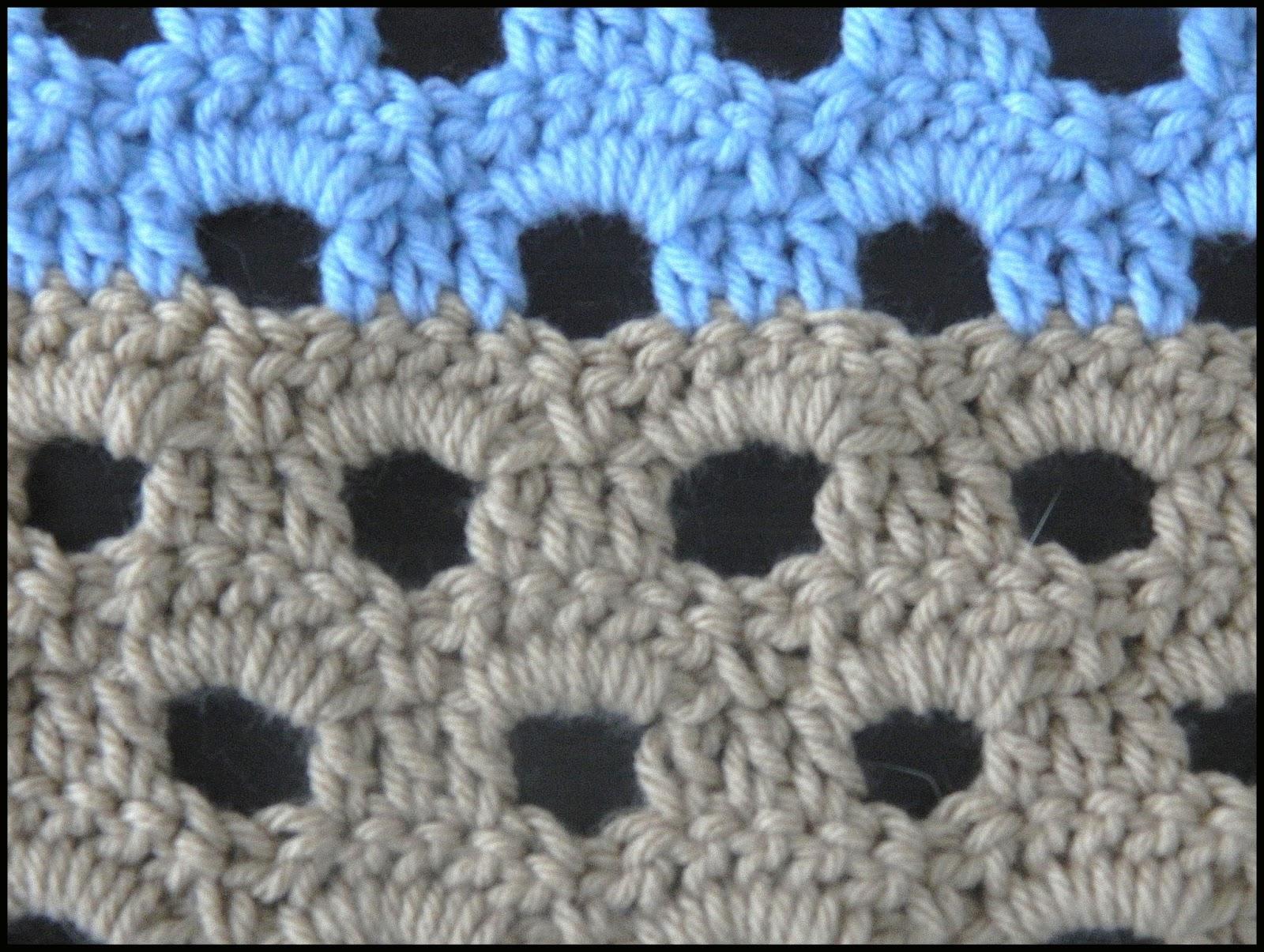 triple crochet stitch instructions