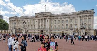 Londres, Palacio de Buckingham.