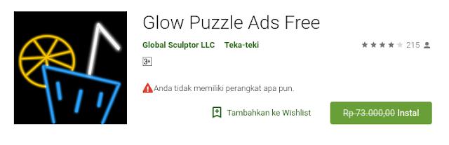 Glow Puzzle Ads Free (Free sampai 20 Agustus)
