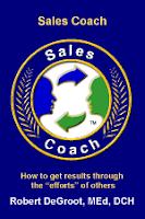 Sales Coach book cover