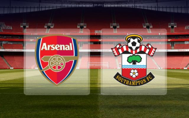 بث مباشر مباراة أرسنال وساوثهامتون اليوم 25-06-2020 الدوري الإنجليزي