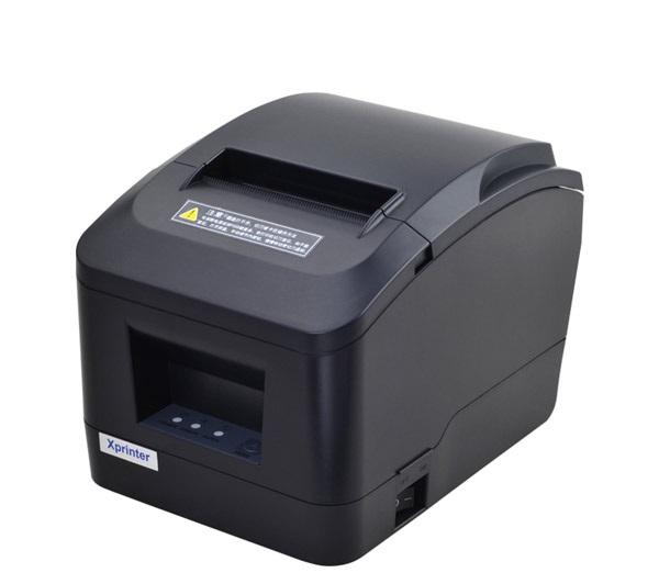 Máy in hóa đơn thanh toán khổ 80mm giá siêu rẻ Xprinter XP-D200, thương hiệu và sản xuất Trung Quốc: 1.290.000đ