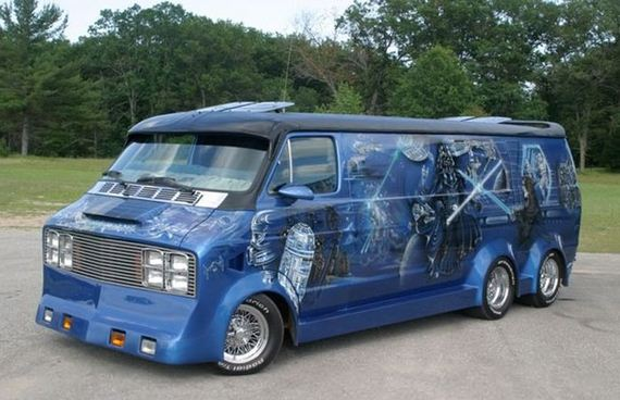 Amazing Art on Vehicles